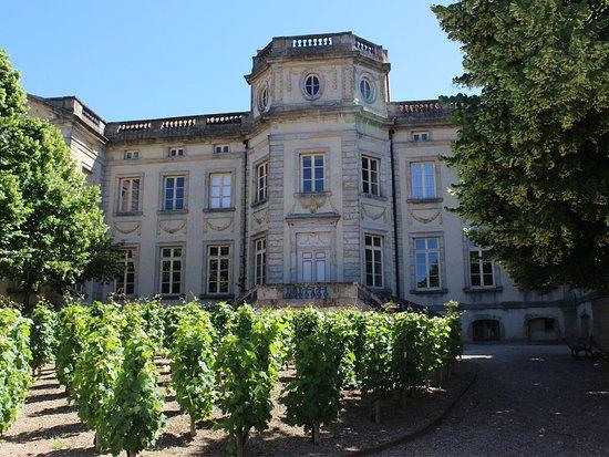 Château de Boen Musée des Vignerons du Forez