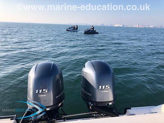 RYA PWC (jetski) Proficiency Course - Picture of Marine
