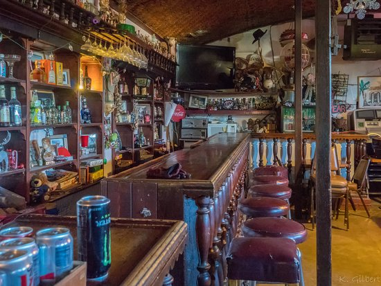 Tumacacori, AZ: Inside the bar