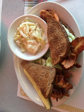 Joe's New York Diner: B.L.T.