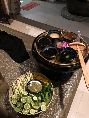 Best spa experience in Bangkok