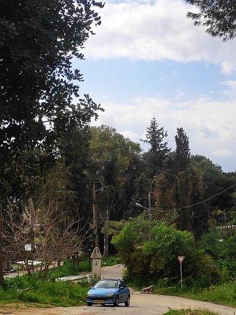 אזור המרכז, ישראל: בשבילי הקיבוץ נצר סרני