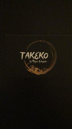 TAKEKO SUSHI BAR