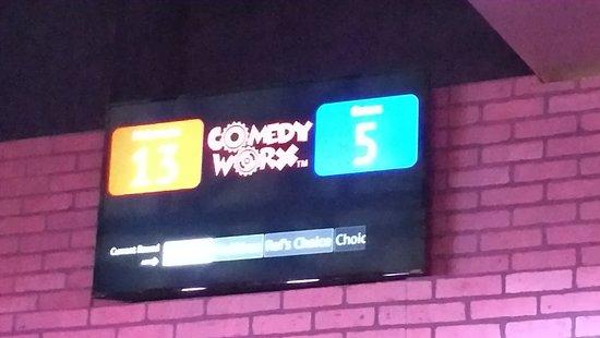 ComedyWorx