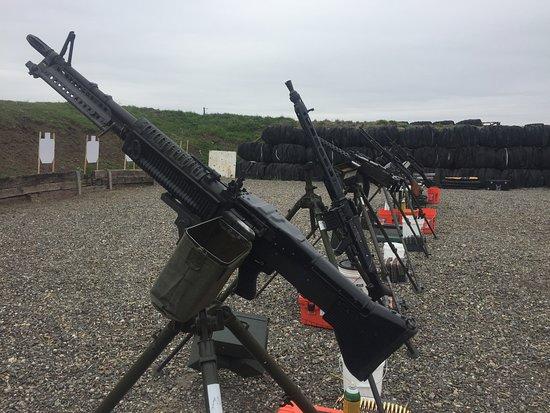 Shoot Machine Guns! - Defensive Arms Academy