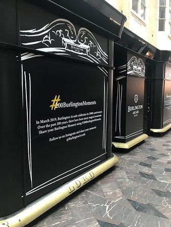 227111200ec Burlington Arcade (Londres) - ATUALIZADO 2019 O que saber antes de ...