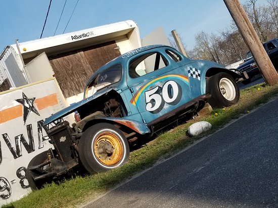 The Himes Museum of Motor Racing Nostalgia