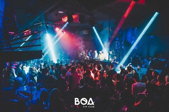BOA VIP Club