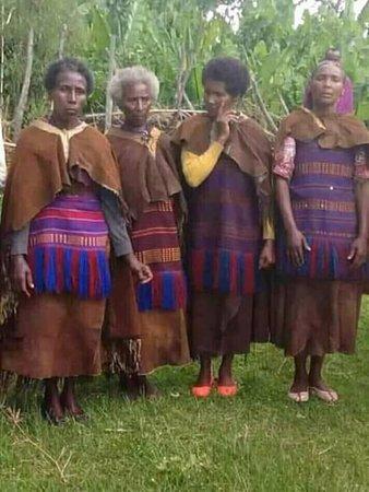 Irgalem, Ethiopia: Sidama people /women /traditional style.