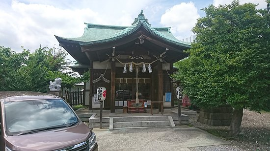 Kohinata Shrine