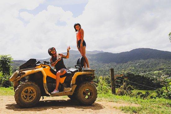 Best Atv Tour Ever Review Of Carabali Rainforest Park Luquillo Puerto Rico Tripadvisor