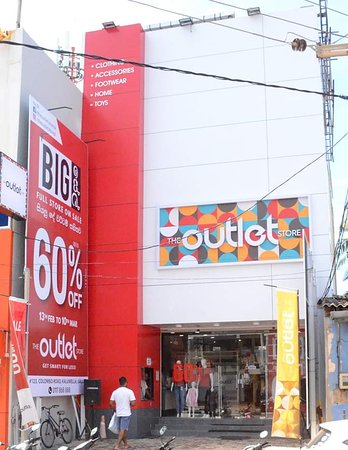 ‪The Outlet Store‬