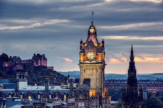 Edinburgh Darkside-gåtur: Mysterier...