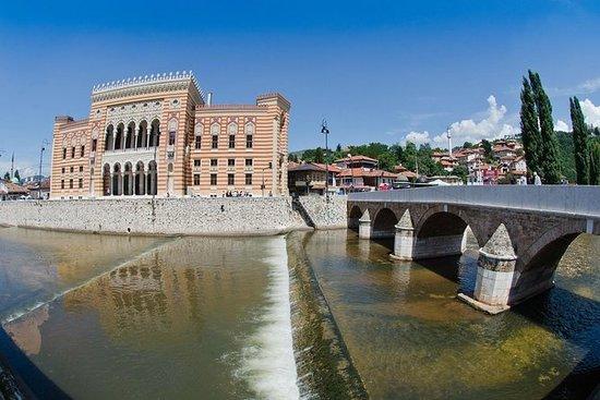Balade dans Sarajevo en petit groupe...