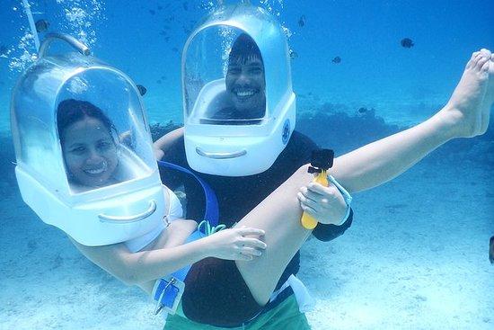 长滩岛头盔潜水