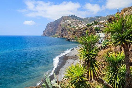 Camara de Lobos和Funchal Hop-On...