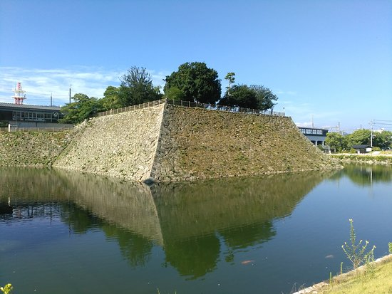Ruins of Mihara Castle