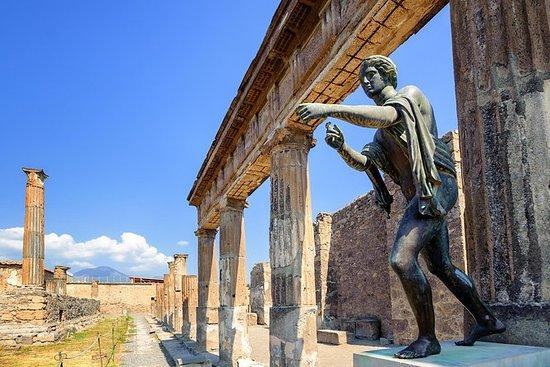 Pompeji-Erlebnis: Kleingruppentour...