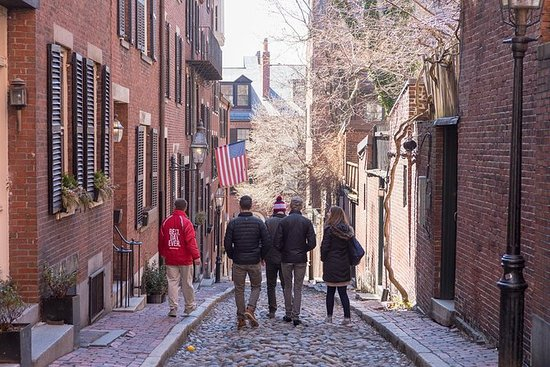 From Food to Freedom Trail Walking...