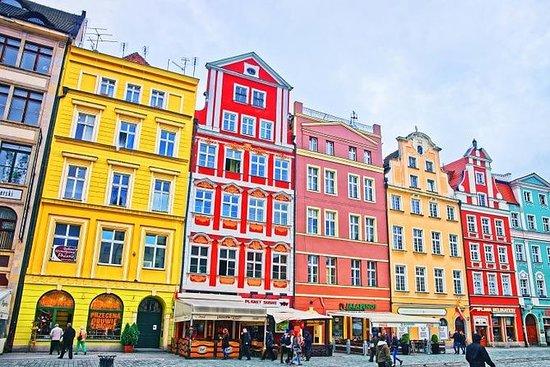 Wroclaw en un jour City Tour en...