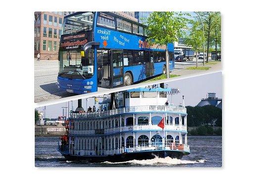 随上随下旅游:乘坐公共汽车和游船结合城市游