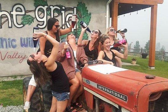 Bachelorette Wine Tours - West...