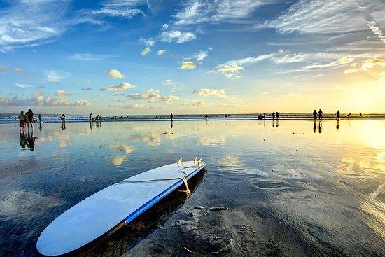 Playas hermosas de Bali (medio día)