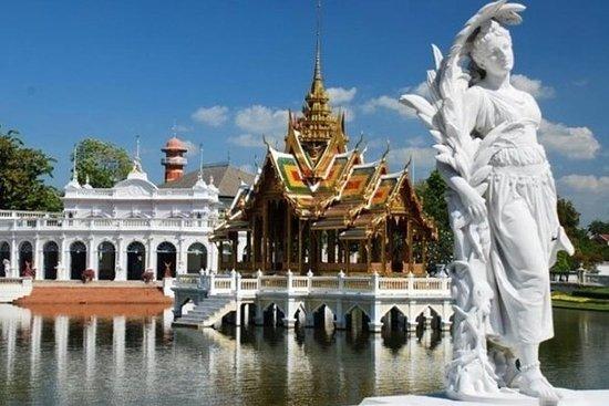 JOIN TOUR Bangkok - Ayutthaya Go by...