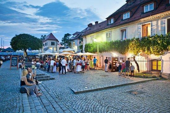 Maribor, Ptuj og vinveien fra...