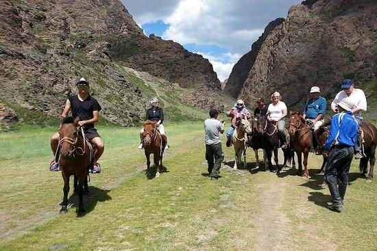 22 dag-Må se steder i Mongolia