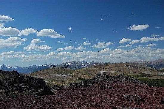 徒步前往科罗拉多峰