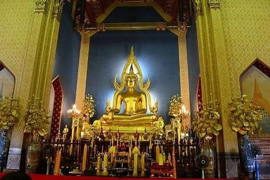 JOIN TOUR THE TEMPLE AND BANGKOK CITY...