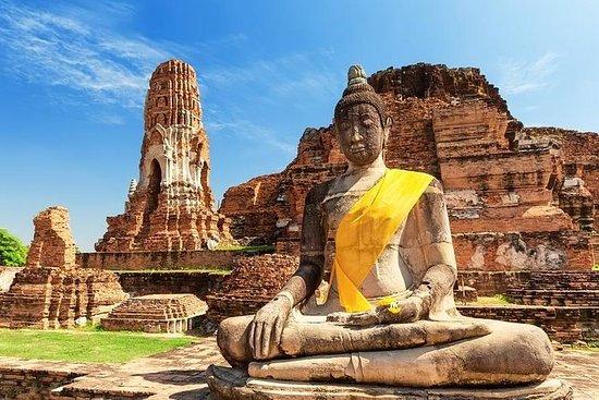 Thailands Tour: Kanchanaburi, River ...