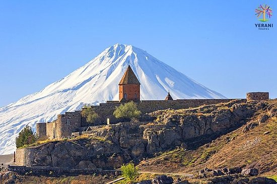 Armenia daglig gruppe tur: Khor...
