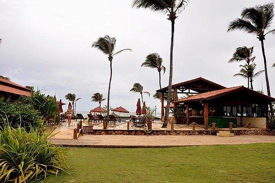 游览Lagoinha海滩