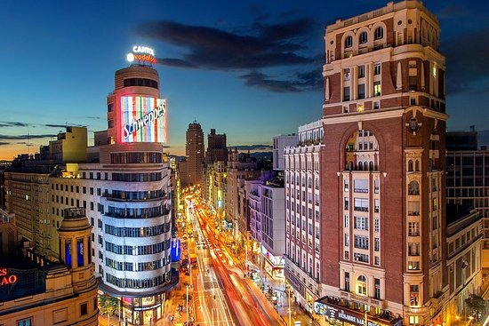 Rainbow Night Tour: Madrid's Best Gay...