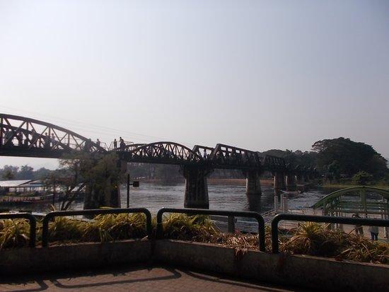River Kwai: 公衆トイレ前から