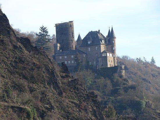 Hesse, Germany: Burg Katz