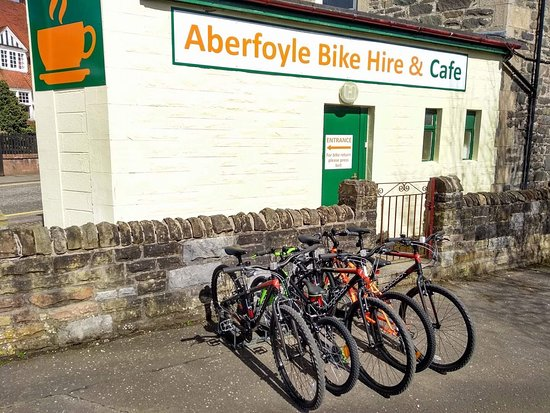 ‪Aberfoyle Bike Hire‬