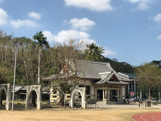 Qishan Wude Hall