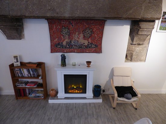 Kergaby - self contained, self catering accommodation at Webb's of Glomel, Brittany, France