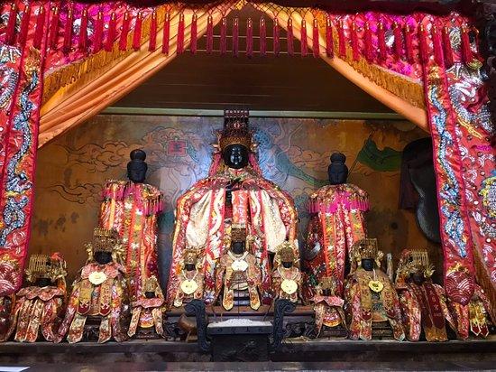Qishan Tianhou TempleWebsiteDirections