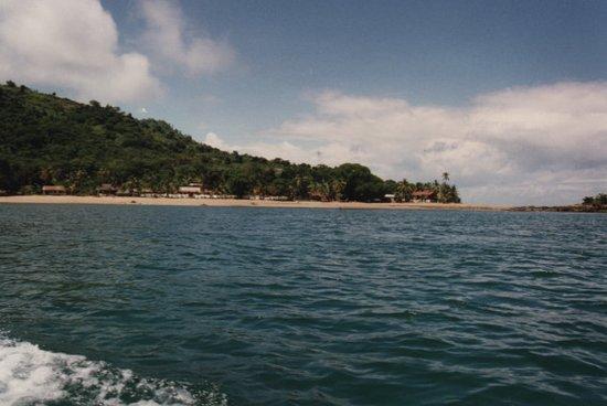 Andilana Beach Diving Center: Andilana Beach - l'oceano indiano