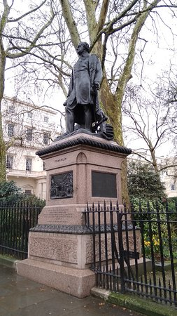 Sir John Franklin Statue