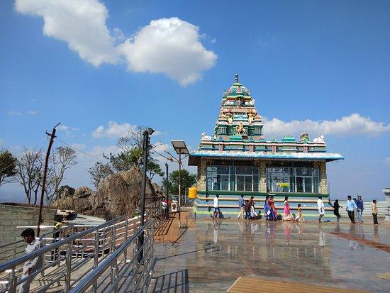 Karnataka, India: Temple