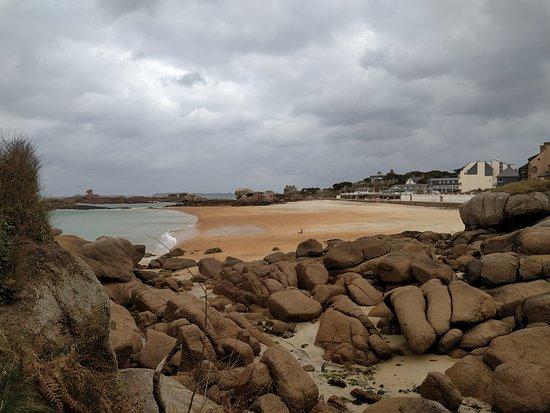 Belle plage