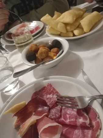 Corropoli, Italie: 🍴🍷Consigliato...ed approvato!