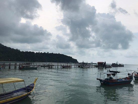 Teluk Bahang Beach