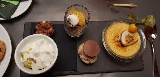 Cadre magnifique et excellente cuisine
