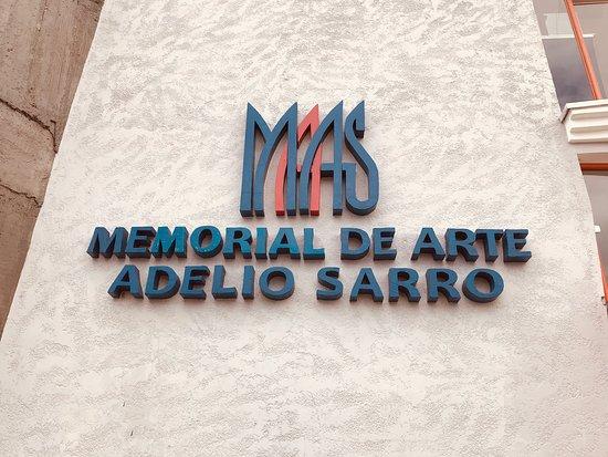 Memorial de Arte Adelio Sarro
